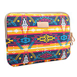 Indian style Canvas Laptop Case Pouch Cover Notebook Bag Sleeve  for Macbook Pro 15.4