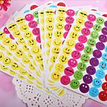 Big Smile Scrapbooking Decorate Stickers(10PCS)