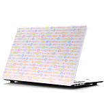 Colored Drawing~7 Style Flat Shell For MacBook Air 11''/13''