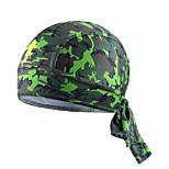 Cheji Camo Cap Cycling Headband Bandana Kerchief Sportswear Bike Bicycle Hat Scar