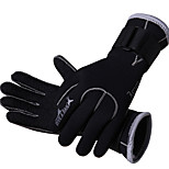 Unisex Neoprene Anti-skidding Diving Gloves for Diving/Swimming S/M/L