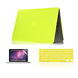 3 in 1 Matte  Hard Case +Keyboard Cover+ Screen Protector for Macbook Air 11