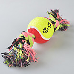 Elegant Candy Shape Dog Training Deodorant Chew Toy(Random Color)