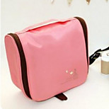 Fashion Portable Fabric Toiletry Bag/Travel Storage for Travel 20*17*8cm