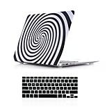 neue Kunststoff-Ganzkörper-harte Fallabdeckung + Tastaturabdeckung für MacBook Air 11