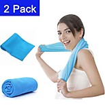 2 Pack Cooling Relief Sports Towel