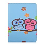 Special Design Novelty PU Leather 360⁰ Case Folio Case  Rotating Holster for iPad Air 3