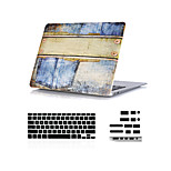 3 in 1 Bull-puncher Design Full Body Case+ Keyboard Cover+ Dust Plug for Macbook Air 11