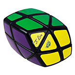 Diamond Shaped Inclined Ball Smooth Professional Game Magic Cube Black Edge