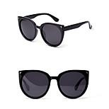 Polarized Cat Eye Fashion Mirrored Sunglasses