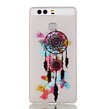 Luminous Night Dream Catcher Pattern TPU Soft Case for Huawei Ascend P9