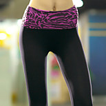 Running Bottoms / Pants Women's Breathable / Quick Dry / Compression / Lightweight Materials / Sweat-wicking TeryleneYoga / Pilates /