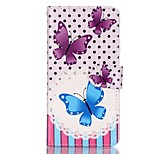 5.2 Inch Special Pattern PU Wallet Leather Case with Stand for Huawei P9(Assorted Colors)