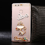DIY Crown Pattern PC Hard Case for Multiple Huawei Ascend P9/P9Lite/Honor 4X/5X/Honor6/7/P8/P8Lite/Y560/G8/G8Mini