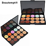 15 Colors New 3in1 Professional Camouflage Natural Facial Concealer/Foundation/Bronzer Makeup Cosmetic Palette