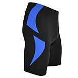 KORAMAN Men's Summer 3D Padded Cycling Tight Shorts Lycra Breathable Anti-UV Quick-dry