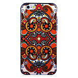 Flower Ocean IMD Printed TPU Soft Back Cover for iPhone 6/6S(Assorted Colors)