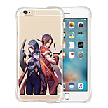 Live And Die By The Blade Soft Transparent Silicone Back Case for iPhone 5/5S(Assorted Colors)