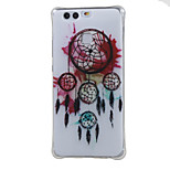 Dream wind chimes Shockproof as TPU soft shell cover Case for Huawei Ascend P9