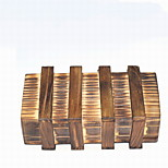 Fashion DIY  Three Method Open Wood Speed Cubes
