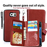 2 in 1 Removable Magnetic 9 Card Sot Leather PU Wallet Phone Cases Note 4/Note5/ Grand Prime/Core Prime