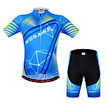 WOSAWE Summer suit bike cycling coat with short sleeves Mountain bike suit BC494