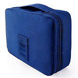 Portable Fabric Travel Storage/Toiletry Bag for Making up  21*16*8cm