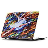concha plana dibujo ~ estilo de color 19 para MacBook Air 11 '' / 13 ''