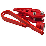dernière garde tendeur de chaîne de pit bike dirt swing curseur extracteur bras protecteur 70-200cc