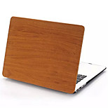 Wood Grain Design Matte Hard Full Body  Case Cover for Macbook Pro 13