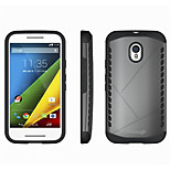 DEJI® Dual Layer Protective Cover Case Carrying Case for Moto G3 (Assorted Colors)