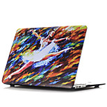 impresión mate cubierta de la caja de cuerpo completo duro para MacBook Air 11