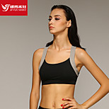 Women's Bra Sport Breathable / Quick Dry / Sweat-wicking / SoftS / M / L Yoga / Pilates / Fitness / Running