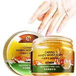 Byfunme Milk Honey  Exfoliating Moisturizing hand Wax