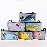 Packing Organizer For Travel Storage Fabric (33cm*16cm*1cm)(Random Colors)