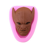 Wolverine Style Sugar Candy Fondant Cake Molds  For The Kitchen Baking Molds