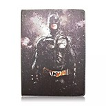 Special Design Novelty Superman Series PU Leather Folio Case Holster 360⁰ Case  for iPad Pro