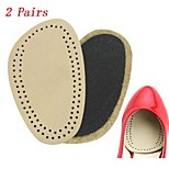 2 Pairs Sports Insert Shoe Breathable Forefoot Pad
