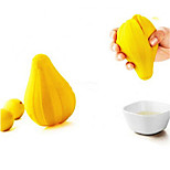 Silicon Lemon Squeezer Easy Citrus Juicer Hand Press Kitchen Tool(Ramdon Color)