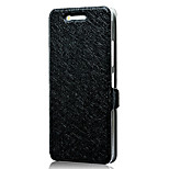 PU Leather Back Cover for Lenovo S60T Mobile Phone