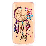 Flowers Dreamcatcher Pattern Embossed TPU Case for LG K7/ K10