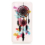 Colorful Wind Chimes Luminous Dream Catcher Pattern Sofe TPU Case for Lenovo K5/K4 Note