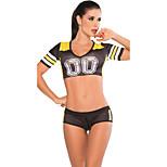 Ensemble de Vêtements/Tenus / Shorts Sous-vêtements(Rouge / Noir / Bleu) deSport de détente / Football-Respirable / Haute respirabilité