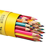 Wood Cute Colored Pencils