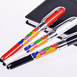 0.7 Plastic Business Gel Pens