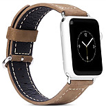 Leather Material Leather Loop for Iwatch 42mm/38mm