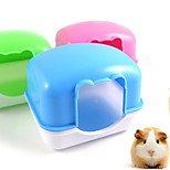 Plastic pet hamster bedroom Can be fixed bed  small animal  hamster cage nest