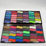 New Multi-color 72 Colors Make-up Eyeshadow Palette Naked Nude Eye Shadow Glittery Shimmer Eyeshadows Makeup Set
