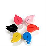 Facial Cleanser Dry Fiber Cleansing Face Blush(Random Colors)