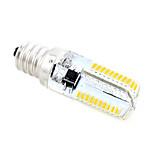 4W E12 Lâmpadas Espiga T 80 SMD 3014 280-300 lm Branco Quente / Branco Frio AC 220-240 V 1 pç